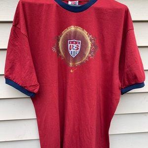 NEW NIKE USA National Soccer Team Tee Size XL
